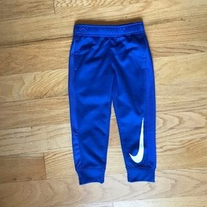 NWT Nike Blue Joggers